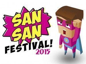 Fiesta presentación del Sansan Festival 2015