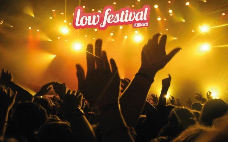 Todo lo necesario para el Low Festival 2015