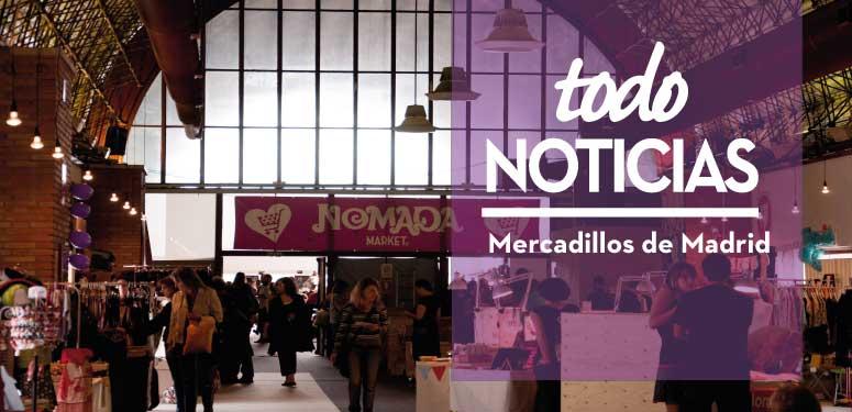 Mercadillos de Madrid