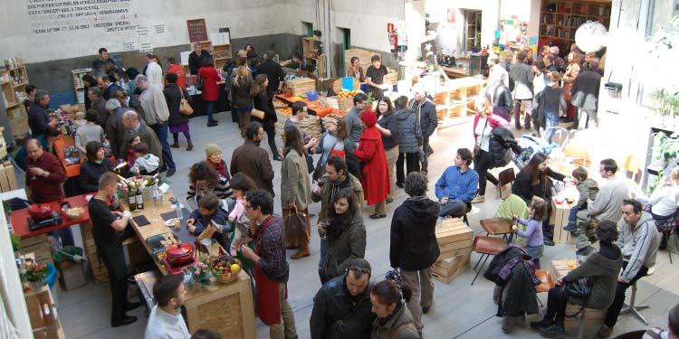 Mercadillos en Madrid - Mercado de la Buena Vida: