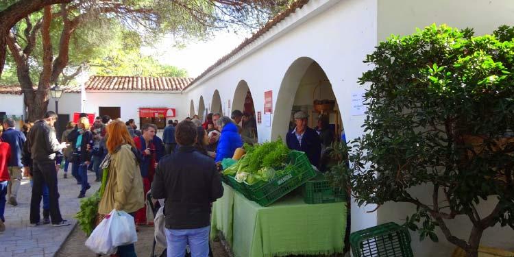 Mercadillos en Madrid -Día de Mercado en Cámara Agraria de la Comunidad de Madrid.
