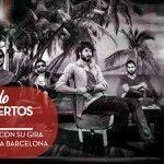 Izal en concierto en Barcelona