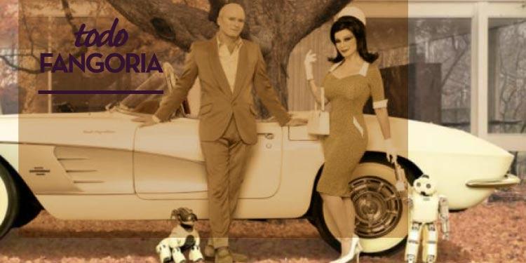 Fangoria dará 5 concierto especiales