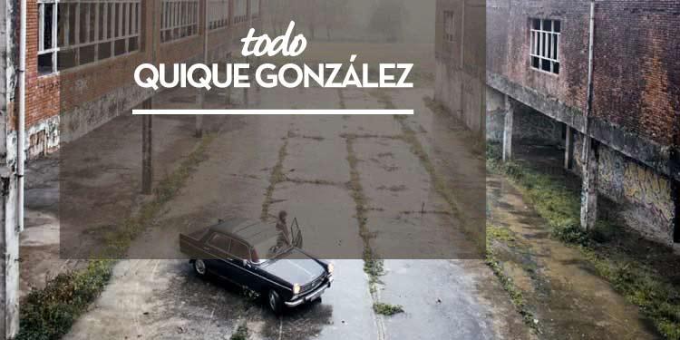 Concierto de Quique González & Los Detectives en Madrid