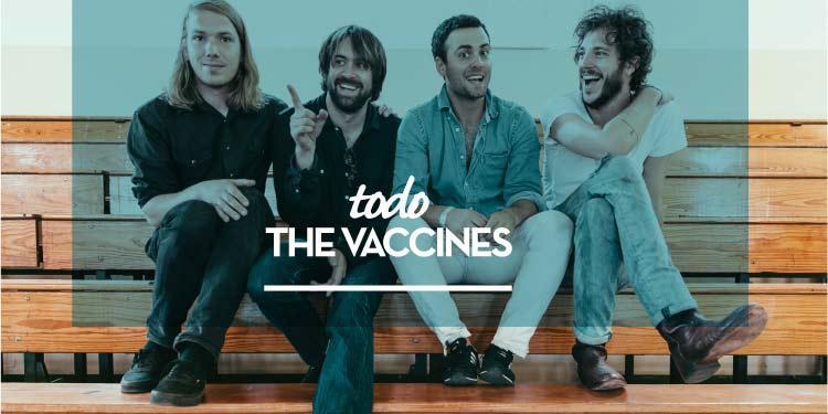 Entrevista a The Vaccines