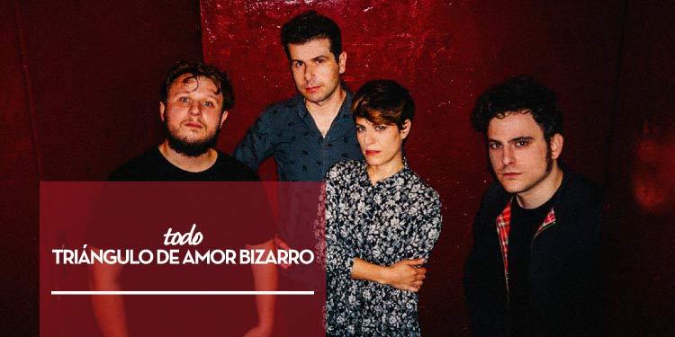 Triángulo de Amor Bizarro publicará un nuevo EP