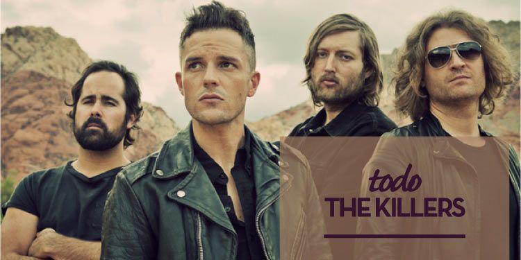 """The Killers comparten videoclip de """"Rut"""""""