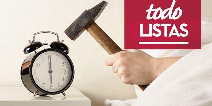 Las 20 mejores canciones para despertarse, según la ciencia