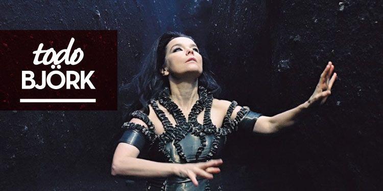 """""""Blissing Me"""" es la nueva canción de Björk"""