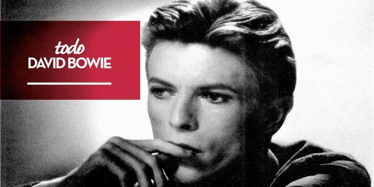 """Nuevo recopilatorio de David Bowie """"Bowie Legacy"""""""