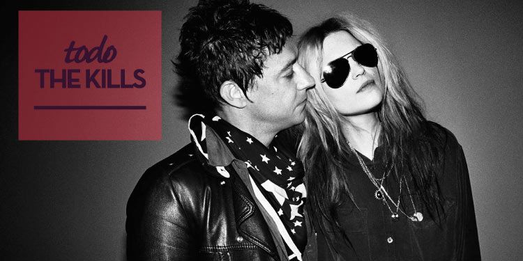 The Kills comparten vídeo en 360º