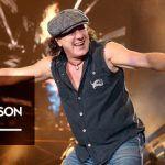 Emotivo comunicado de Brian Johnson por su retirada de AC/DC