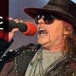 Axl Rose es el nuevo vocalista de AC/DC