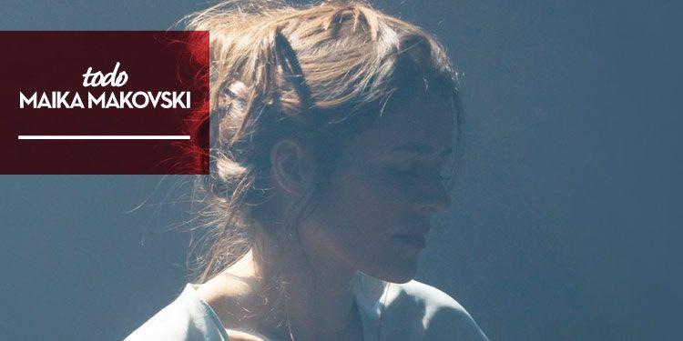 "Maika Makovski tiene nuevo videoclip para ""Lava Love"""