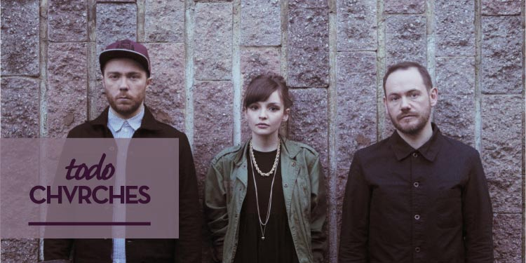 Chvrches comparten Warning Call