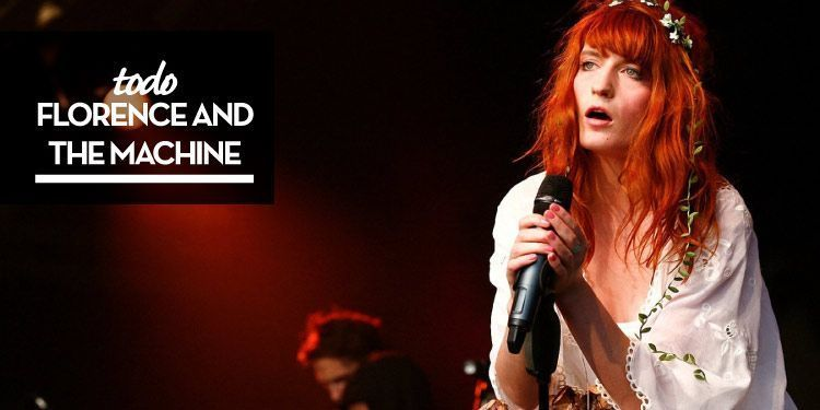 """Sky Full of Song"", nuevo single de Florence and The Machine"