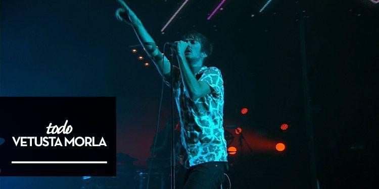 Al Respirar es el nuevo vídeo en directo de Vetusta Morla