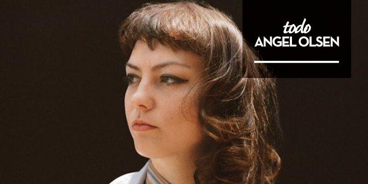 Gira de Angel Olsen por España