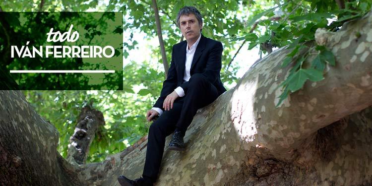 """Iván Ferreiro estrena """"El Pensamiento Circular"""""""