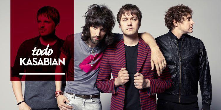 Kasabian comparten nueva música