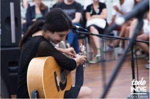 "Crónica concierto Anni B Seet ""43 Life The Roof"" Barcelona"