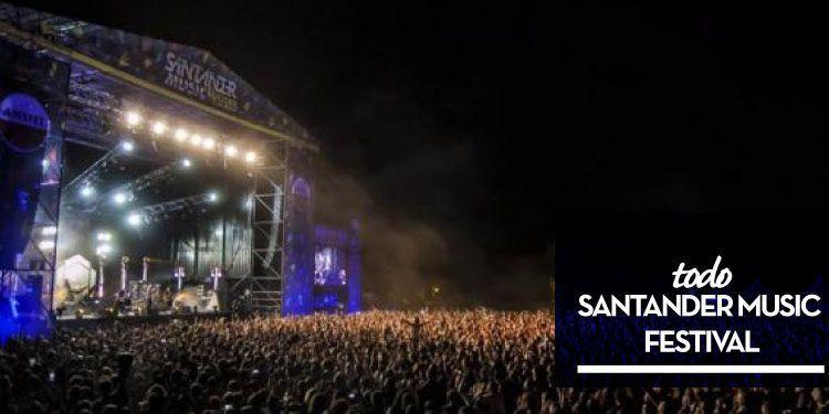 Santander Music Festival 2017 ya tiene fechas