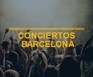conciertos barcelona