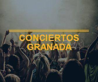 Conciertos Granada