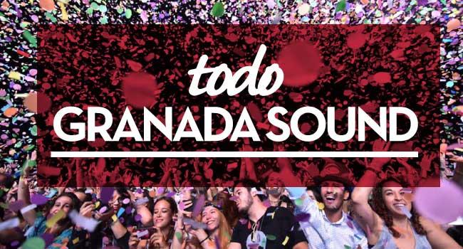 Granada Sound 2018 suma nuevos nombres al cartel