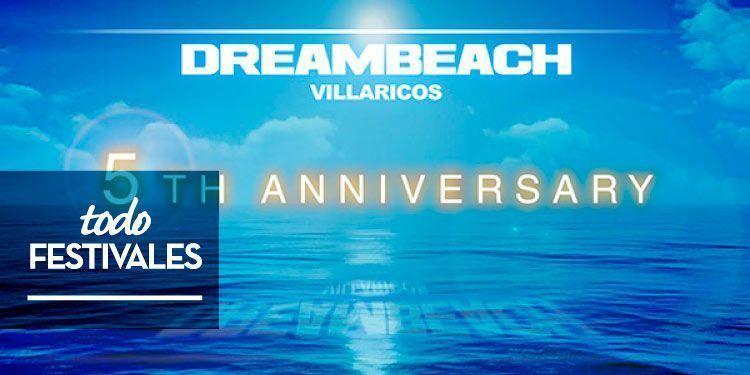 Dreambeach Villaricos sigue sumando confirmaciones