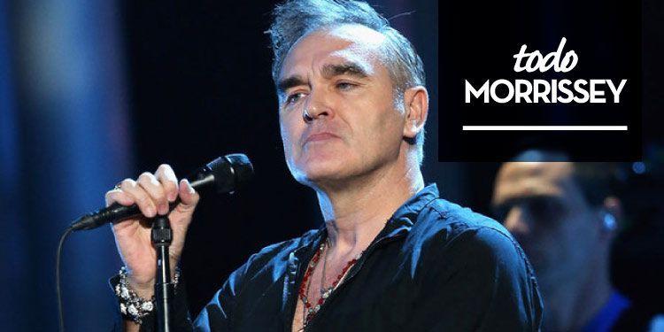 Morrissey comparte un nuevo adelanto de su próximo disco