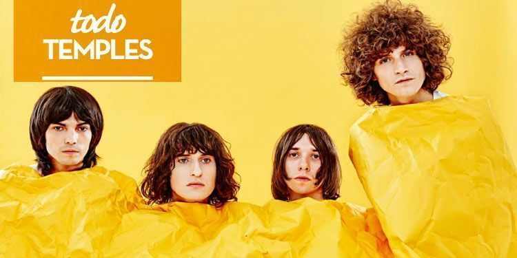 Strange Or Be Forgotten es el nuevo single de Temples