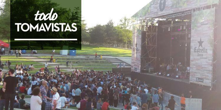 Dos nombres internacionales al Tomavistas Festival 2018