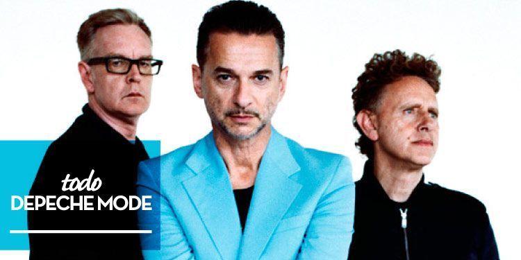 Depeche Mode lanza una edición especial de remixes