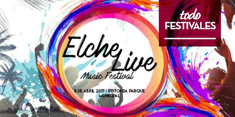 Horarios Elche Live Music 2017