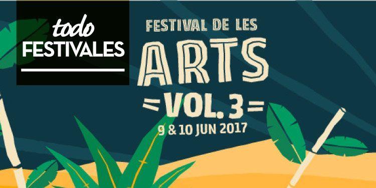 Festival de Les Arts 2017 incorpora a 6 nuevos nombres