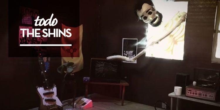 """""""Dead Alive"""" es el nuevo single para The Shins"""