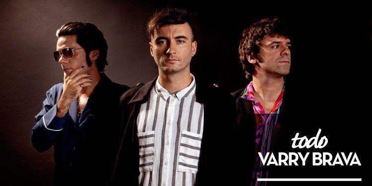 Varry Brava anuncian nuevo disco