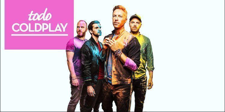 Subido a Coldplay anuncia nuevo EP para 2017