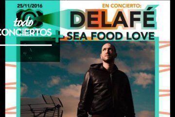 Concierto de Delafé en Madrid