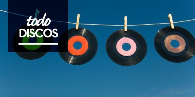 5 discos recomendados para el Black Friday