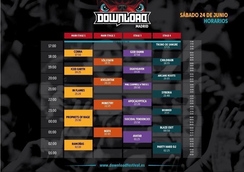 horarios_sabado-Download-Festival-2017