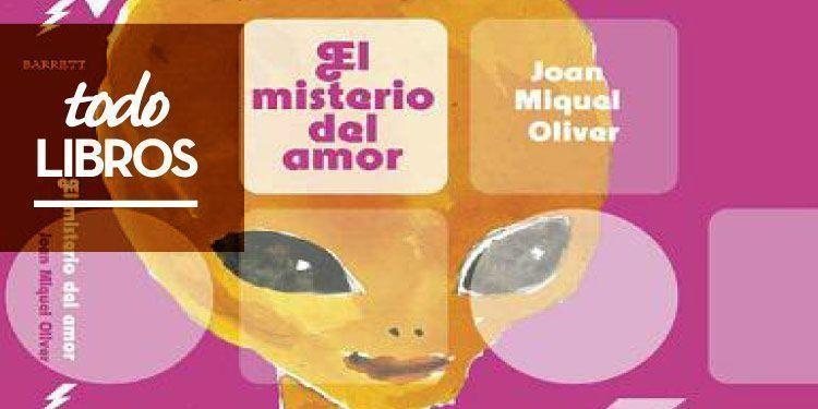 """Reseña libro """"El misterio del amor"""""""