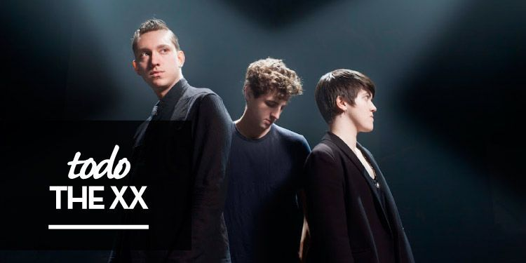 "The xx comparten vídeo para ""Say Something Loving"""