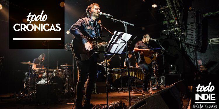Crónica concierto The New Raemon y McEnroe en Barcelona