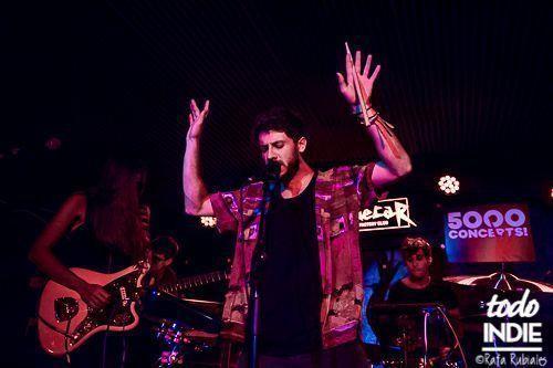 Crónica concierto Trepàt en Barcelona
