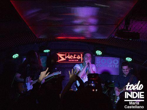 Crónica concierto Shinova en Barcelona