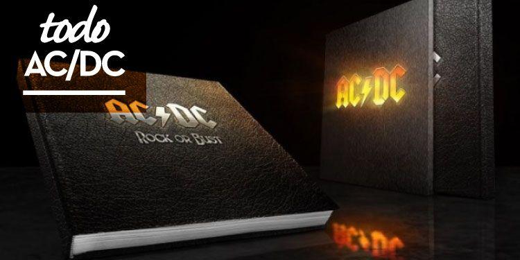 AC/DC editará un libro con imágenes de su última gira