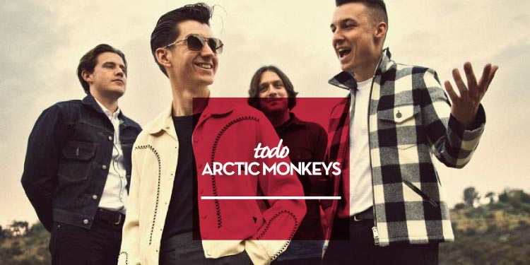 Arctic Monkeys están a un paso de entrar al estudio de grabación