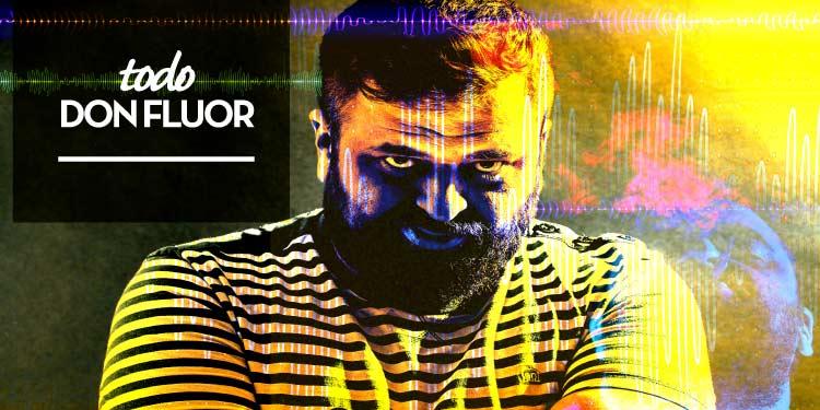 Don Fluor publica su primer disco